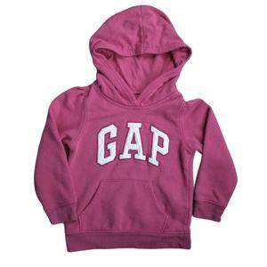 3/$20 GAP Kids Sweater Hoodie Pink